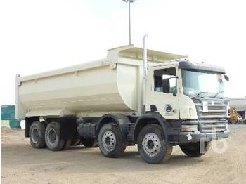 Tipper SCANIA P420CB 8x4