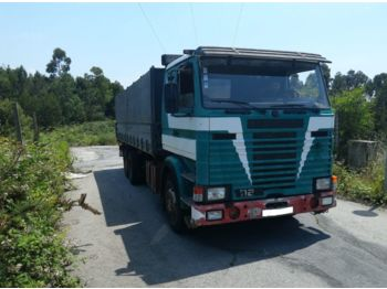SCANIA R112 left hand drive Turbo 26 ton volquete - tipper