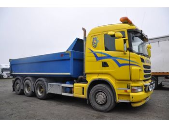 Leasing SCANIA R480 - tipper