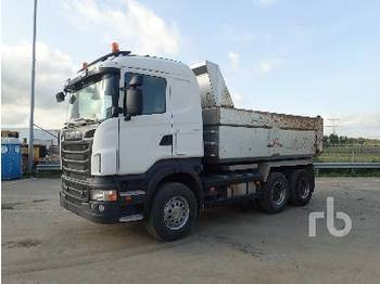 Tipper SCANIA R560