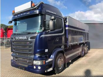 SCANIA R580 - tipper