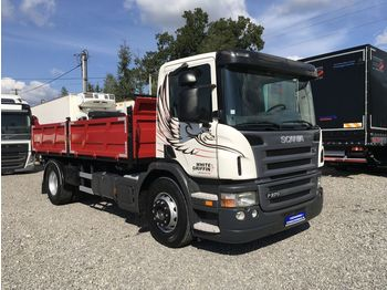 Tipper SCANIA R P270 4x2 Manual , Nowy kiper , Super STAN !