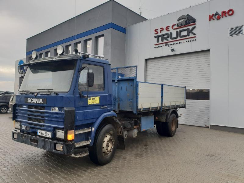 5c5d83347dd7a8 Scania tipper from France for sale at Truck1