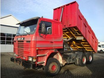 Scania 113-380 6X4 - tipper