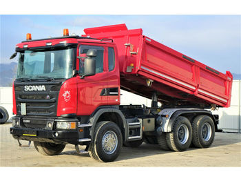 Scania G480 Kipper 5,00m + Bordmatic *6x4*Topzustand!  - tipper