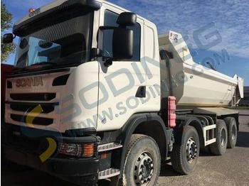 Scania G490 - tipper