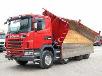 Tipper Scania G 420 8x4 4-Achs Kipper