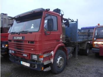 Tipper Scania M 93M250