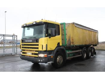 Scania P114GB8X4 4NB380 - Ny bes  - tipper