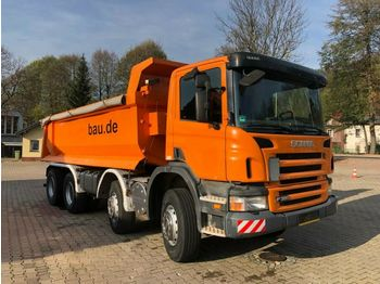 Tipper Scania P380 *8X4 MULDENKIPPER, 17 m³*