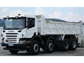 Tipper Scania P420* Kipper 6,10 m * 8x4 *Top Zustand!