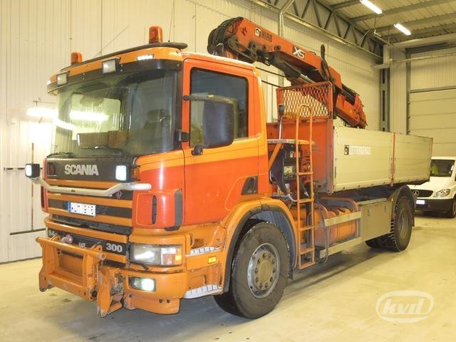 Scania P94GB 300 -05 tipper from Sweden for sale at Truck1, ID: 1547862