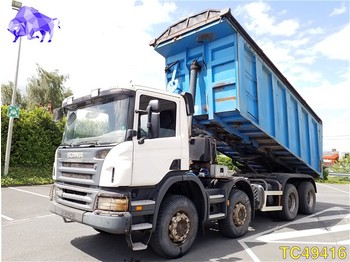 Tipper Scania P 380 Euro 4