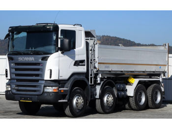Scania R420 Kipper *8x4* Top Zustand!  - tipper