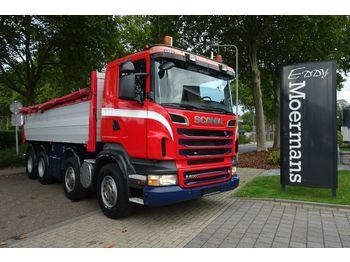 Tipper Scania R500 8x4 Kipper Mit AP Achsen