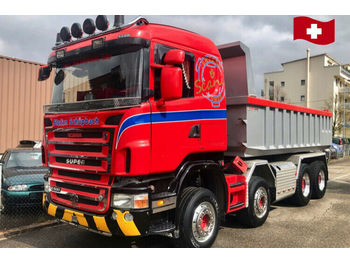 Scania R500    CB 8x4  - tipper