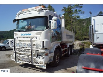 Scania R560 - tipper