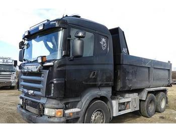 Tipper Scania R580
