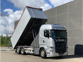 Scania R580 6x2-4 Euro 6 - tipper