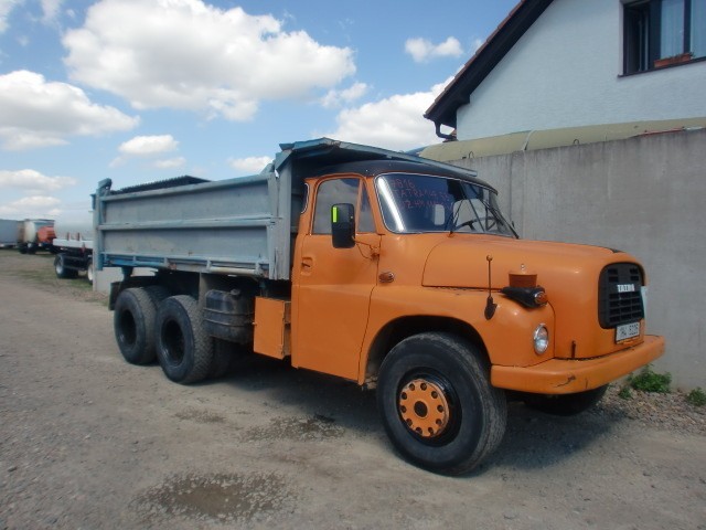 Tatra 148 S3 6x6 Tipper From Czech Republic For Sale At