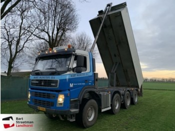 Tipper Terberg FM2000-T 8X8 manual kipper