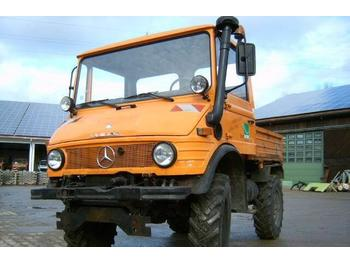 Tipper Unimog 600 - U600 407 61806 Mercedes Benz 407