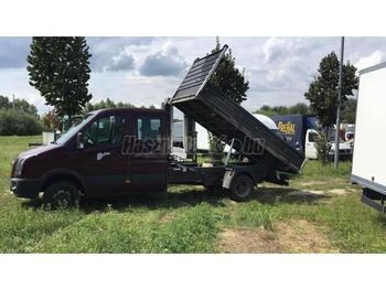 VOLKSWAGEN CRAFTER 50 2.5 tdi DOKA 3 old. bill - tipper