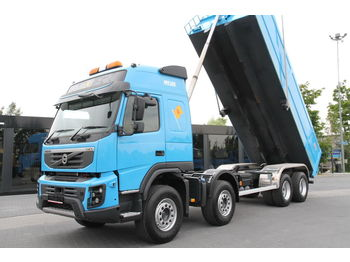 Tipper VOLVO 8×4 FMX-380 TIPPER RIGHT HAND DRIVE