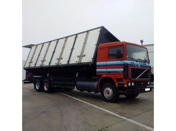 Tipper VOLVO F10 320 left hand drive Turbo Intercooler TD102F