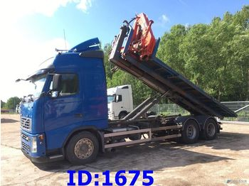 Tipper VOLVO FH12 6x2 Hook: picture 1