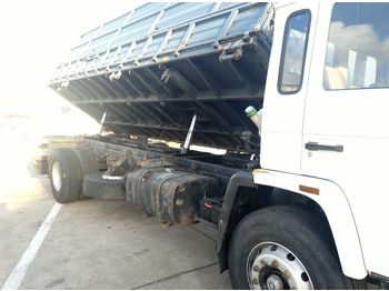 VOLVO FL616 left hand drive 16.5 ton on 10 studs - tipper