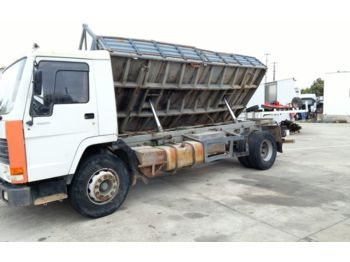 VOLVO FL7 260 left hand drive Intercooler 19 ton on springs - tipper