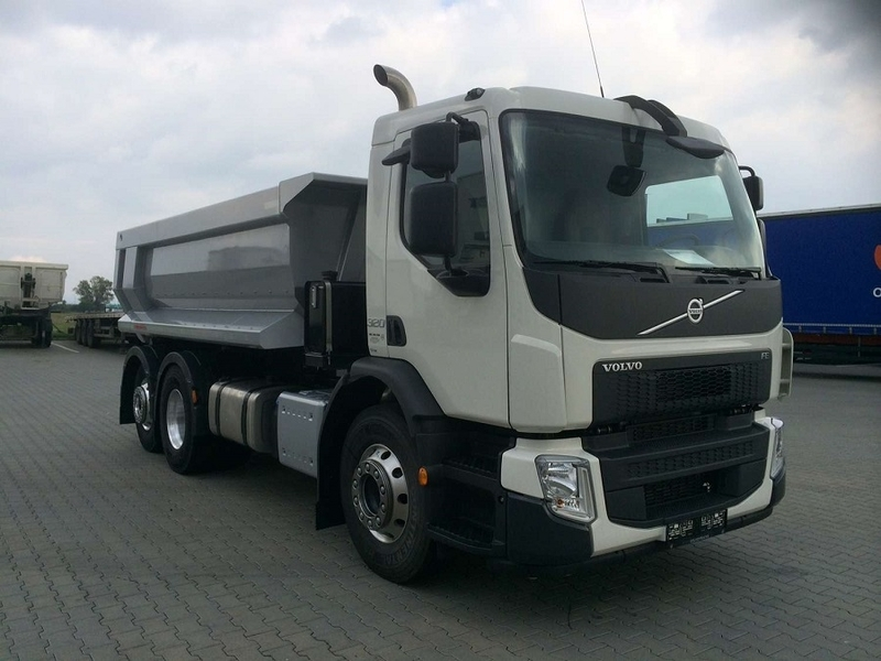 volvo fe 320 tipper from norway for sale at truck1, id: 1474993