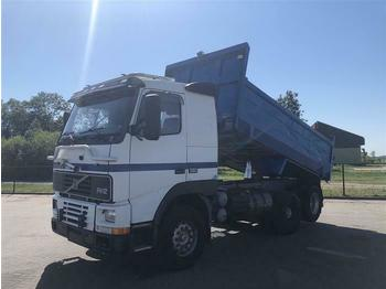 Volvo FH12.380 6X2 DUMPER/ROQUERA MANUAL FULL STEEL  - tipper