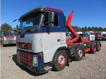 Volvo FH12/460 8x4 Damaged Hook, Manuel Gearbox - tipper