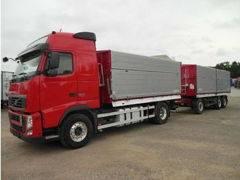 Volvo FH13/500 EEV+SCHWARZMÜLLER,54m3,TOP STAND  - tipper