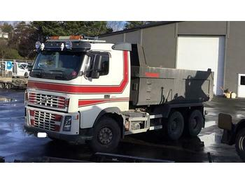 Tipper Volvo FH16.580 - SOON EXPECTED - 6X4 MANUAL FULL STEEL