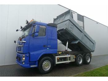 Tipper Volvo FH16.600 6X4 RETARDER HUB REDUCTION EURO 5: picture 1