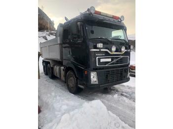 Volvo FH520 - SOON EXPECTED - 6X4 RETARDER FULL STEEL  - tipper