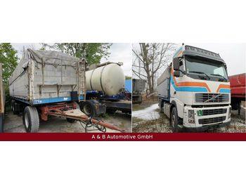 Tipper Volvo FH 420 * 3 Seitenkipper für Getreide + Anhänger