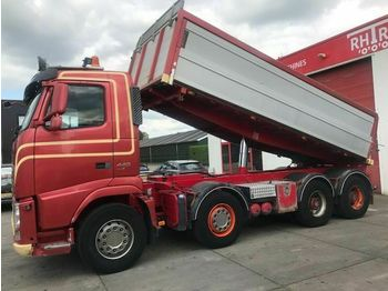 Tipper Volvo FH 440 8X4 FULL STEELSPRING