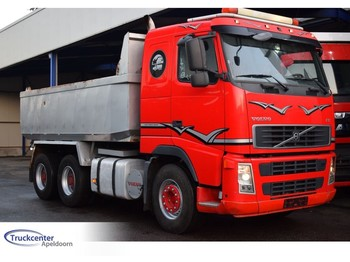 Tipper Volvo FH 480, 6x4, Steel springs: picture 1