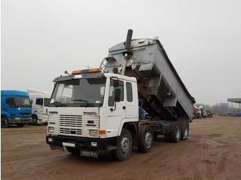 Volvo FL 10- 320 (FULL STEEL SUSPENSION) - tipper