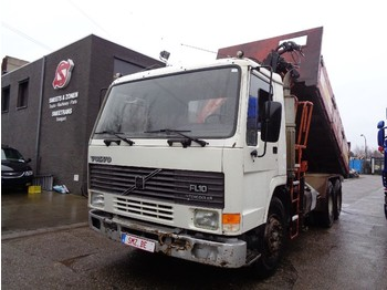 Tipper Volvo FL 10 ATLAS 165.2E-A3 4 extensions/remote: picture 1