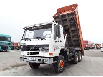 Volvo FL 10 manual pump - tipper