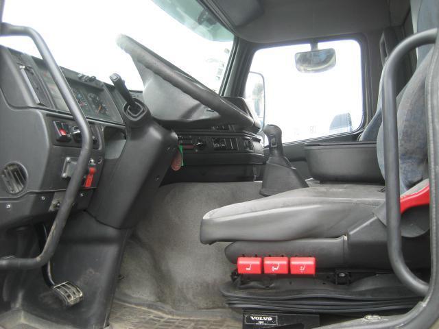 tipper Volvo FM12