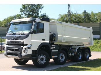 Tipper Volvo FMX 430 8x4 / EuromixMTP TM18 HARDOX: picture 1