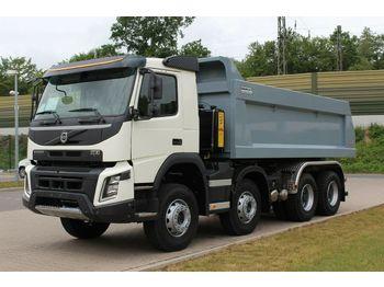 Volvo FMX 430 8x4 / EuromixMTP TM18 HARDOX  - شاحنة قلاب