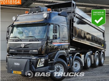 Volvo FMX 460 10X4 30.000kg Payload VEB+ Xenon Like-New! - tipper