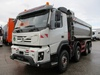 Volvo FMX 460 Hinterkipper 17m³, I-Shift, VEB+ - tipper